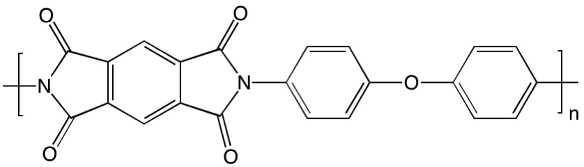 chemical formula of polyimide